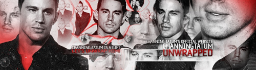 Channing Tatum Official Site