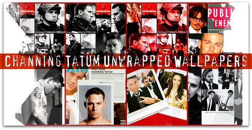 Channing Tatum and Jenna Dewan Wallpapers by Channing Tatum Unwrapped