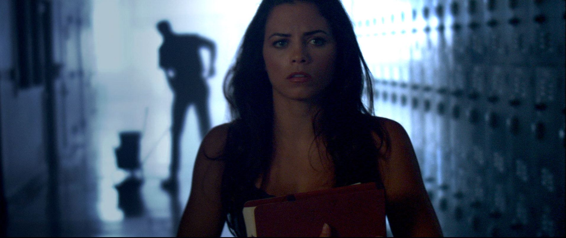CTU EXCLUSIVE: Jenna Dewan in XBOX Live's 'JANITOR' (Movie Still)