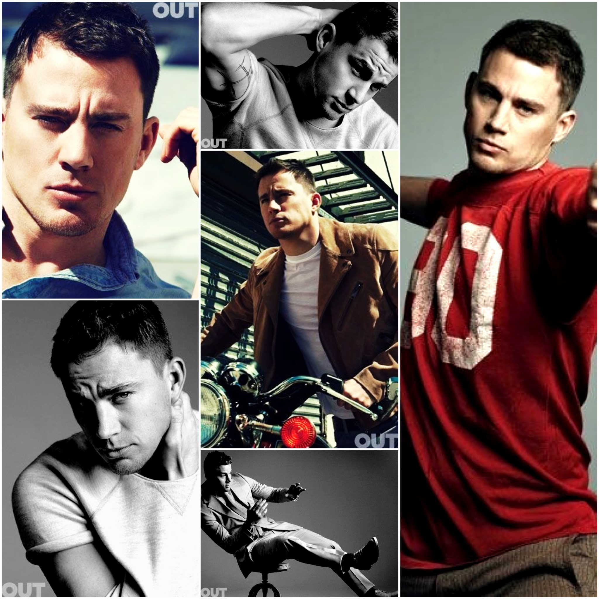 tatum online dating Channing tatum was born in a small town, cullman, alabama, 50 miles north of birmingham he is the son of kay (faust), an airline worker, and glenn.