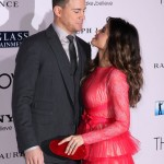 Channing Tatum and Jenna Dewan-Tatum - The Vow Premiere