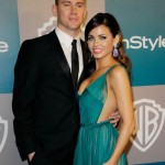 Channing Tatum and Jenna Dewan-Tatum - Golden Globes