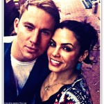Channing Tatum and Jenna Dewan-Tatum - New Orleans 06-22-2011