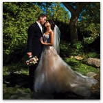 Channing Tatum and Jenna Dewan-Tatum - Wedding