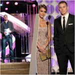 Channing Tatum - 69th Annual Golden Globe Awards with Jessica Alba