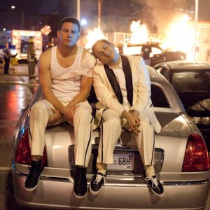 Channing Tatum and Jonah Hill - 21 Jump Street