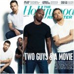 Channing Tatum Jamie Foxx Cover Hollywood Reporter