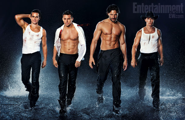 Magic Mike, The Musical
