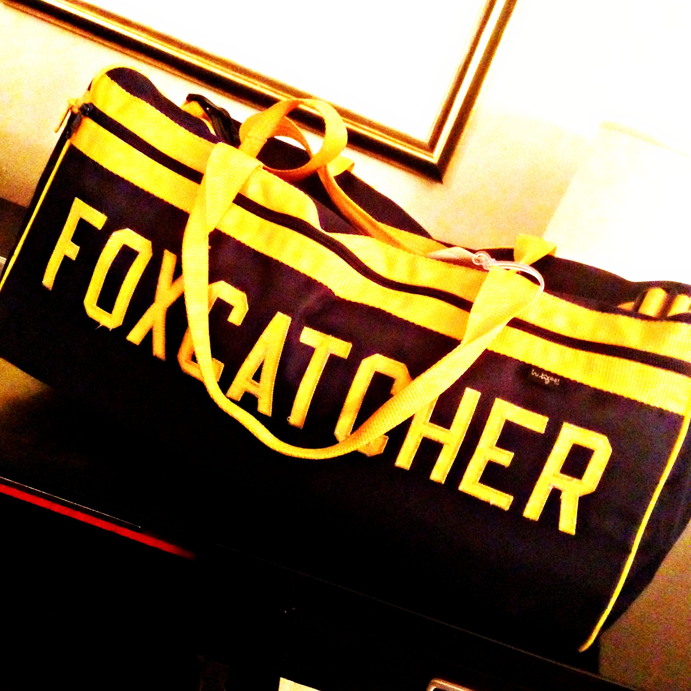 Channing Tatum - Foxcatcher Bag