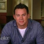 Channing Tatum Ellen Oscars