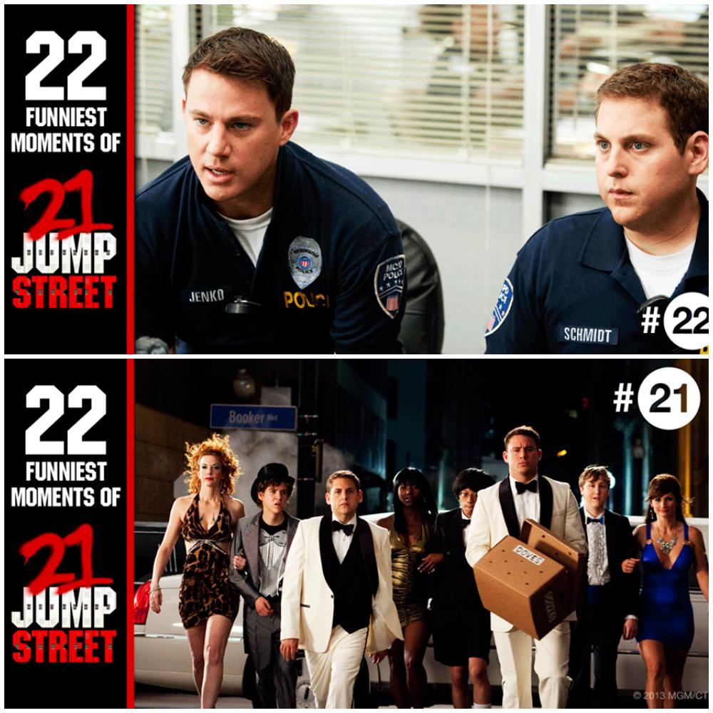 21 Jump Street Moments