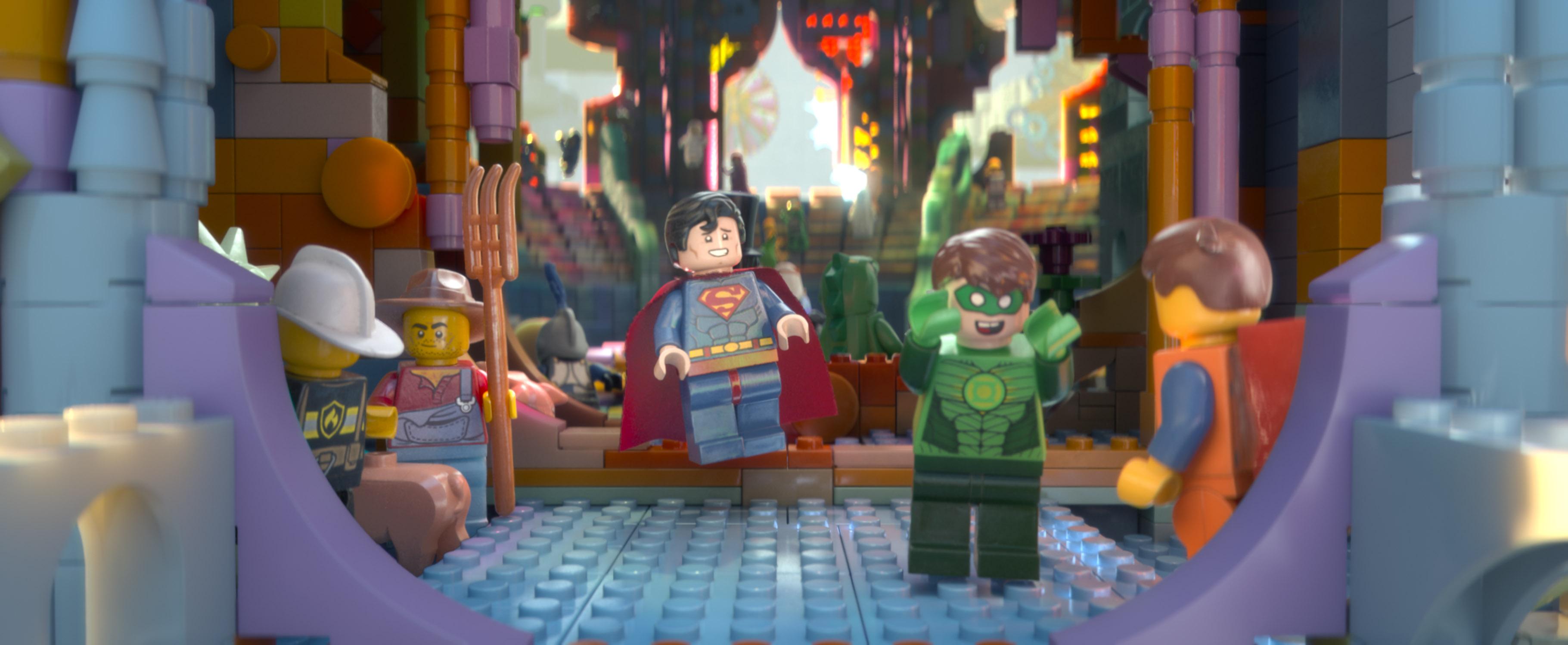 Channing Tatum - Superman in THE LEGO MOVIE