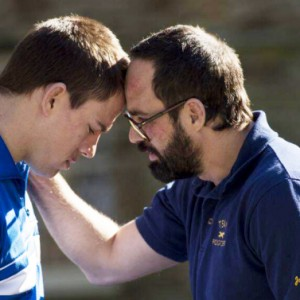 Channing Tatum and Mark Ruffalo - Foxcatcher