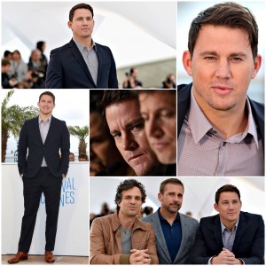 Channing Tatum - Foxcatcher- Cannes 2014 Photo Call