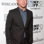 "52nd New York Film Festival - ""Foxcatcher"" Premiere - Channing Tatum"